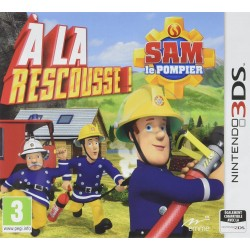 Sam Le Pompier A La Rescousse