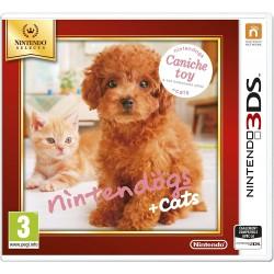 Nintendogs + Cats Caniche Toy Et Ses Nouveaux Amis