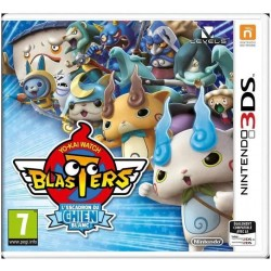 Yo Kai Watch Blasters L'Escadron Du Chien Blanc