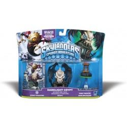 Skylanders Spyro's adventure Ghost Roaster + Crypt + Time Twister + Healing Elixir