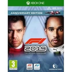 F1 2019 Edition Anniversaire
