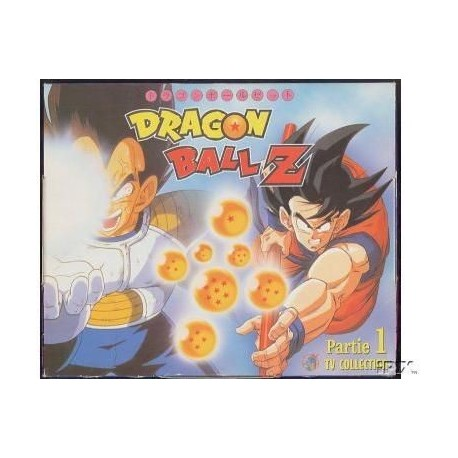 Dragon Ball Z Partie 1 Episodes 1 A 40