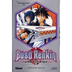 Buso Renkin Arme Alchimique Tome 01