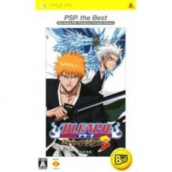 Bleach Heat The Soul 3 PSP the best JAP