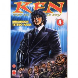 Ken Fist of the blue sky Tome 04