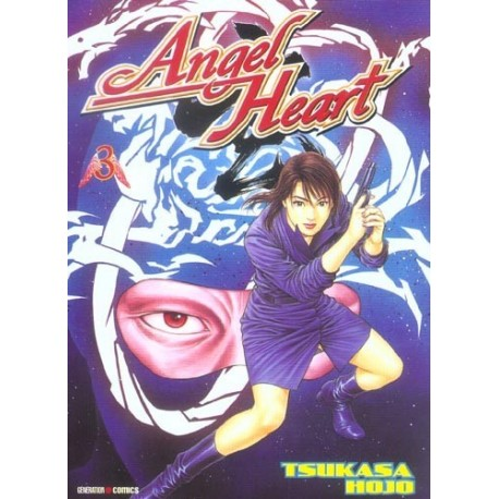 Angel Heart Tome 03