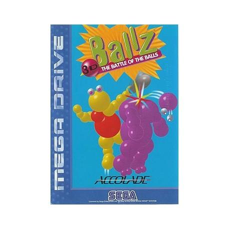 Ballz 3D The Battle of The Balls