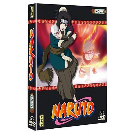 Naruto volume 02