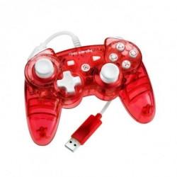 Manette PS3 non officielle Rock Candy Rouge