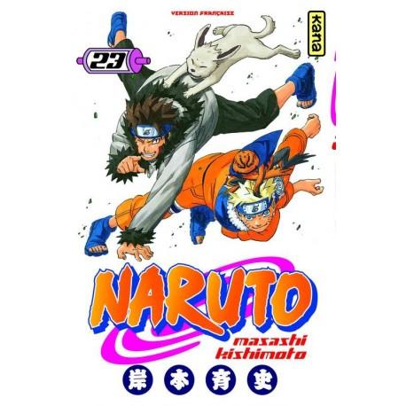 Naruto Tome 23