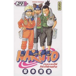 Naruto Tome 21