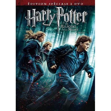 Harry Potter et les Reliques de la Mort partie 1 édition 2dvd