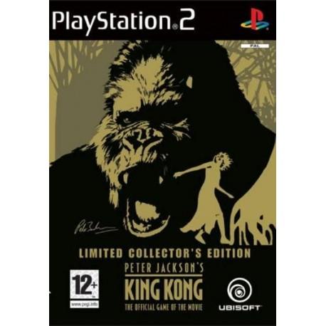 Peter jackson's King kong collector