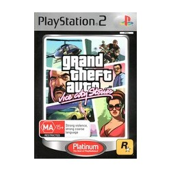 GTA Vice City Stories Platinum