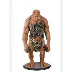 Armoured Ogre Statue