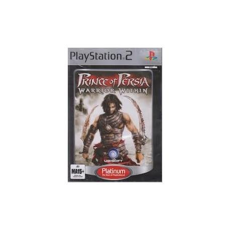 Prince of Persia l'Ame du Guerrier Platinum