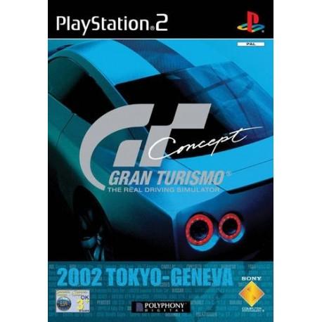 Gran Turismo Concept 2002 Tokyo Geneva