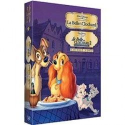 La Belle et le Clochard Coffret 1 & 2