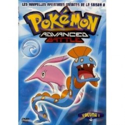 Pokemon saison 08 volume 01