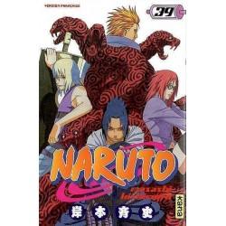 Naruto Tome 39