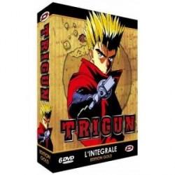 Trigun Intégrale Edition Gold