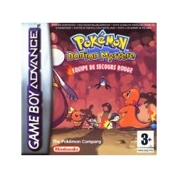 Pokemon Donjon Mystere Equipe de Secours Rouge