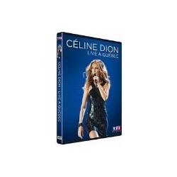 Celine Dion live a Quebec