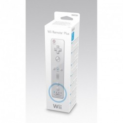 Manette Wii Remote Plus Officiel Wii