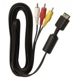 Cable Peritel PS2