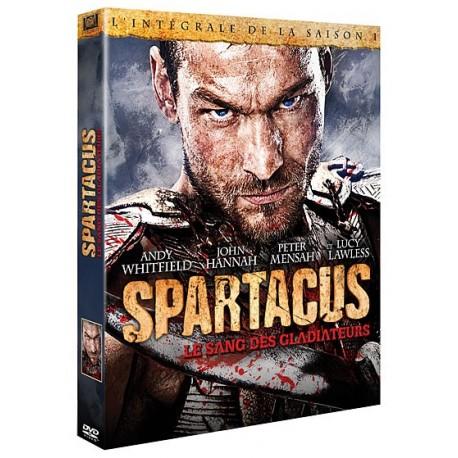 Spartacus le sang des gladiateurs Saison 1