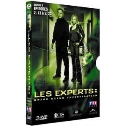 Les Experts saison 2 partie 2
