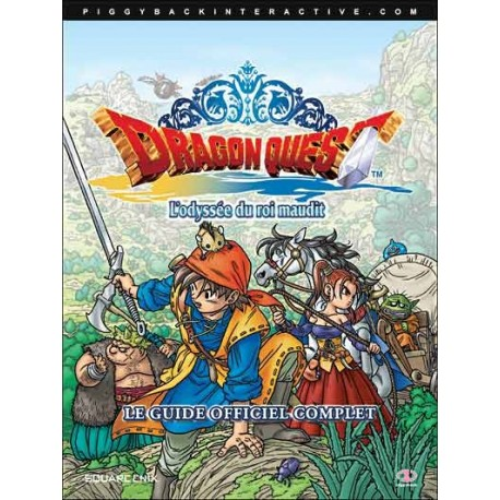 Dragon Quest l'Odyssee du roi maudit