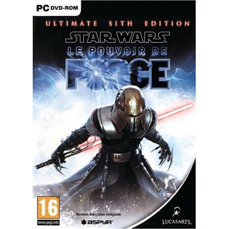 Star Wars le Pouvoir de la Force Ultimate Sith Edition