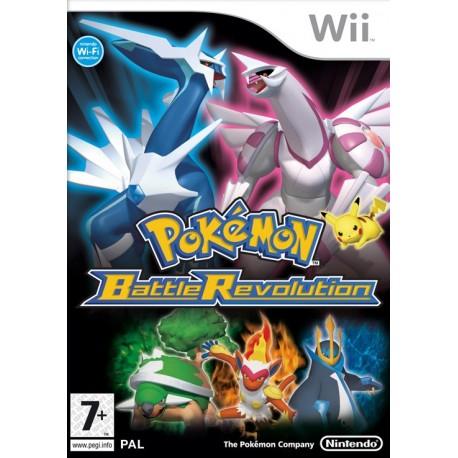 Guide Pokemon Battle Revolution