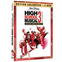 High School Musical 3 collector 2 DVD