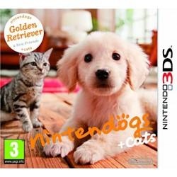 Nintendogs + Cats Golden Retriever et ses nouveaux amis