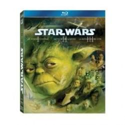 Star Wars Prélogie Ep. 1 à 3