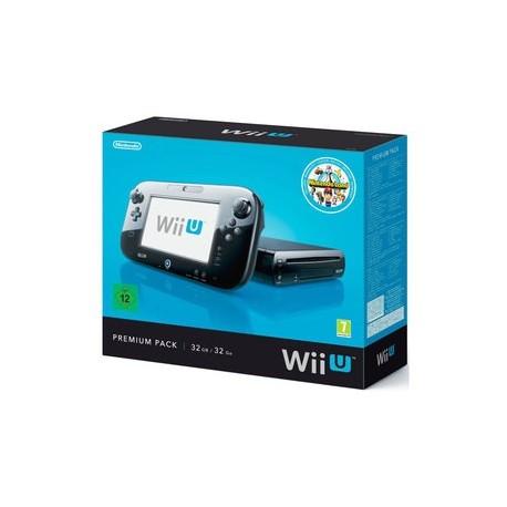 Nintendo WII U 32Go pack NintendoLand