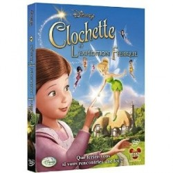 Clochette et l'expedition feerique