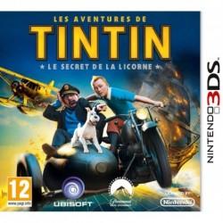 Les aventures de Tintin le secret de la Licorne