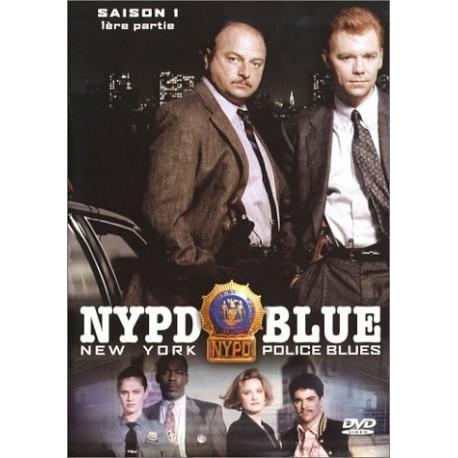 NYPD Blue Saison 1 Partie 01